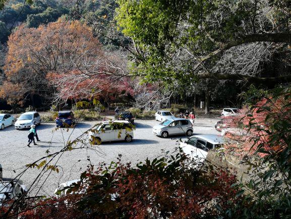 大中寺駐車場